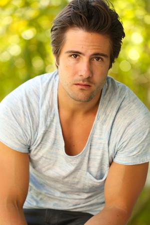 Actor Paul Vandervort