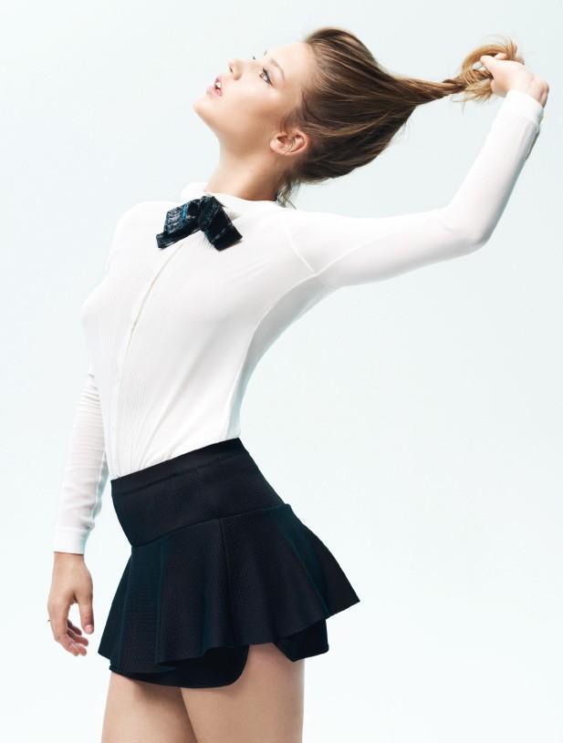 Adele Exarchopoulos - Elle France Photoshoot - 2013