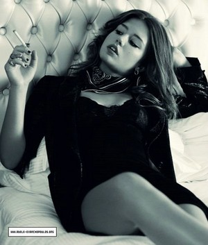 Adele Exarchopoulos - Flavor Photoshoot - 2013
