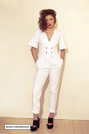Adele Exarchopoulos - Madame Figaro Photoshoot - 2013
