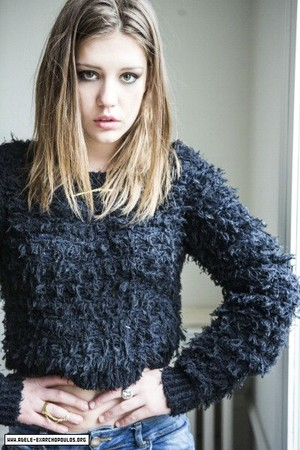 Adele Exarchopoulos - Photoshoot - 2011