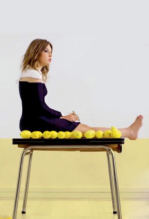 阿黛尔 Exarchopoulos - Stylist Photoshoot - 2013
