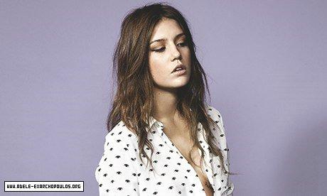 아델 Exarchopoulos - The Guardian Photoshoot - 2013