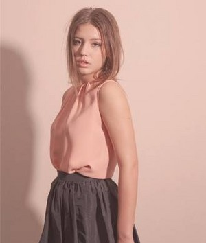 Adele Exarchopoulos - Web Magazine Japan Photoshoot - 2014