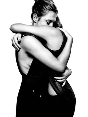 adele Exarchopoulos and Lea Seydoux - New York Magazine Photoshoot - 2013