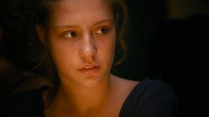 阿黛尔 Exarchopoulos as 阿黛尔 in La vie d'adele / Blue Is the Warmest Color