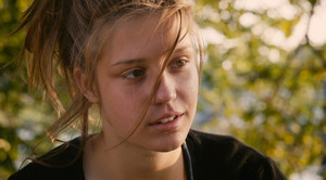 阿黛尔 Exarchopoulos as 阿黛尔 in La vie d'adele / Blue Is the Warmest Color