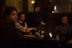 阿黛尔 Exarchopoulos as Judith Lorillard in Les anarchistes / The Anarchists
