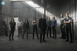 Agents of S.H.I.E.L.D. - Season 3 - Cast Promo Pics