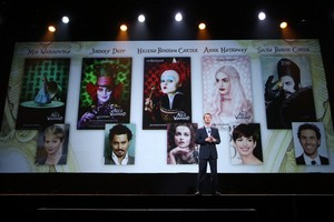 Alice Through the Looking Glass presentation at D23 Expo 2015