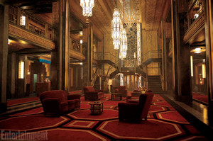 American Horror Story: Hotel Season 5 Hotel Cortez First Look