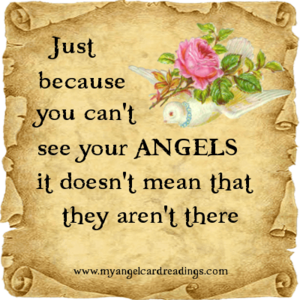 Angels' quotes