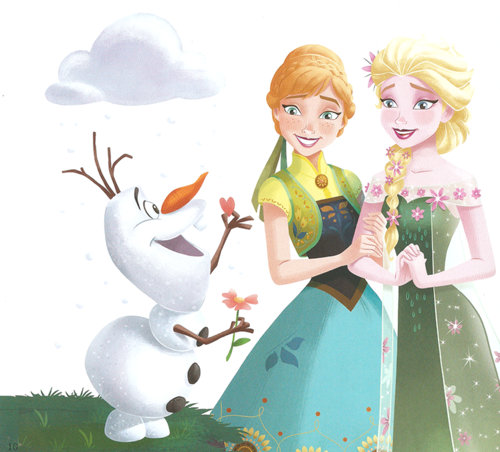 Frozen Fever images Anna, Elsa and Olaf HD wallpaper and ...