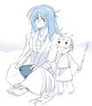 Ao and Shin-Ah