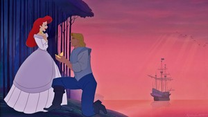 Ariel My Darling Will tu Marry Me?