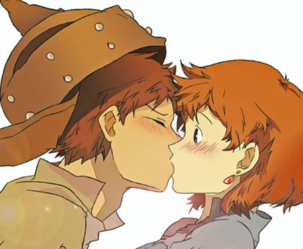 nausicaa of the valley of the wind images asbel and nausicaä hd