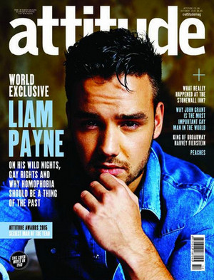 Attitude magazine covers