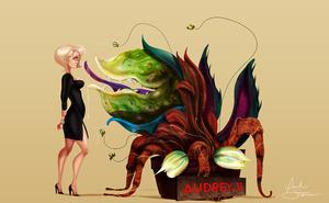 Audrey x2
