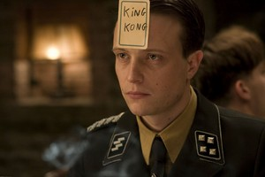 August Diehl as Major Hellstrom