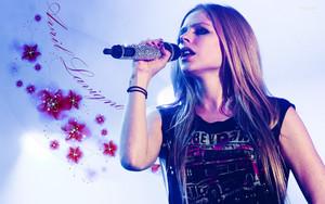 Avril Lavigne kertas dinding ♥