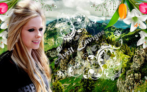 Avril Lavigne پیپر وال ♥
