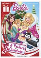 Barbie A Perfect Christmas NEW DVD ARTWORK! - barbie-movies photo