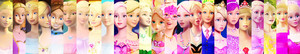 Barbie characters