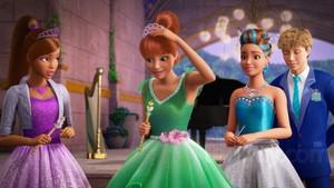 Barbie in Rock  N Royals Blu ray Screenshots 10