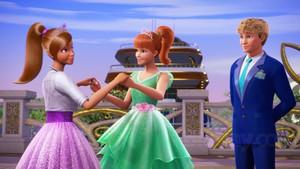 Barbie in Rock  N Royals Blu ray Screenshots 14