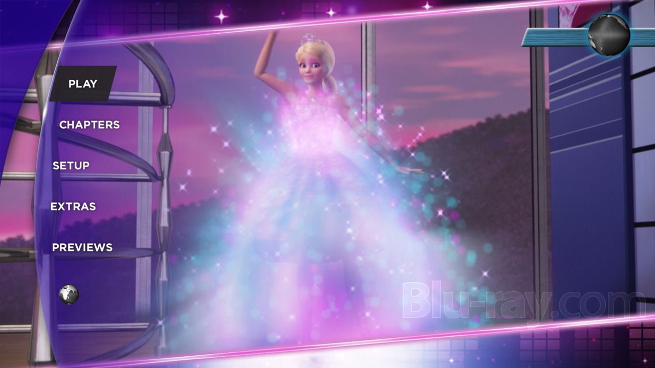 Barbie in Rock N Royals Blu کرن, رے Screenshots 20