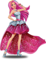 Barbie in Rock 'N Royals - Princess Courtney