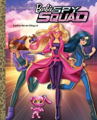 바비 영화 바탕화면 containing 아니메 titled 바비 인형 in Spy Squad Book!