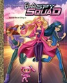 芭比娃娃 in Spy Squad Book!