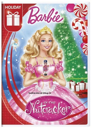 barbie in The Nutcracker NEW DVD ARTWORK!