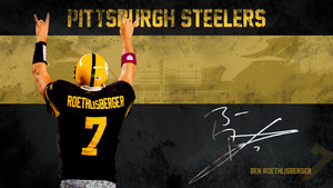 Ben Roethlisberger Обои pittsburgh steelers 34080240
