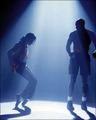 Jackson and Jordon - michael-jackson photo
