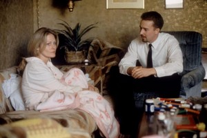 Beverly D'Angelo as Doris and Edward Norton as Derek Vinyard