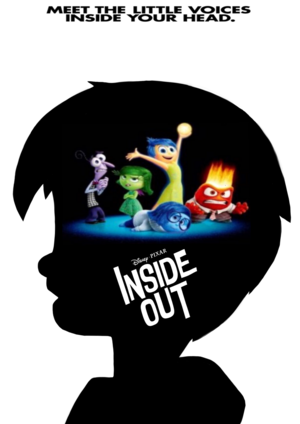 Big Hero 6 - Inside Out