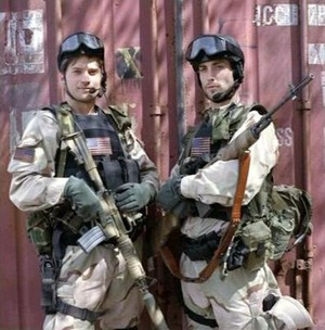 Black Hawk Down - Gordon and Shughart