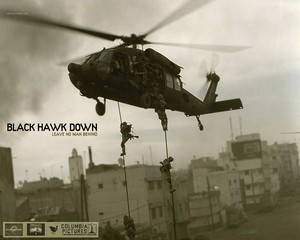 Black Hawk Down 壁纸