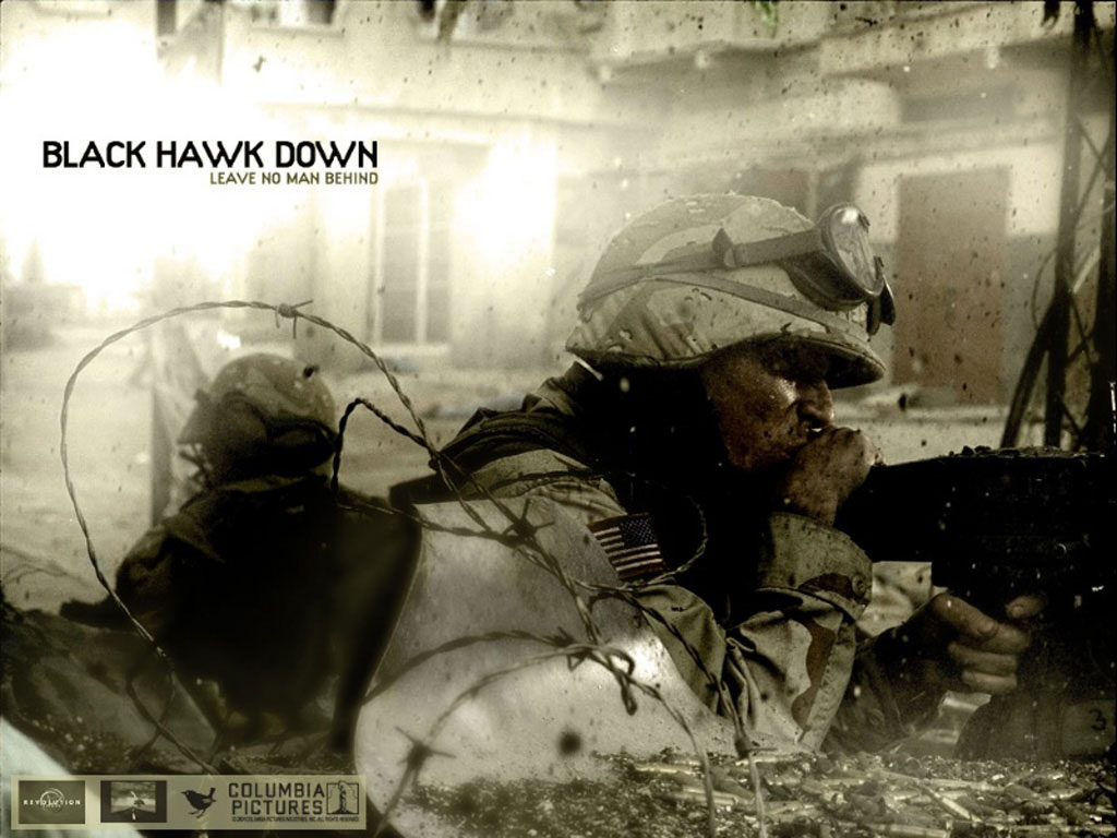 "black hawk down analysis The movie is an adaptation of "" black hawk down,"" a book by mark bowden, based on a series of articles he published in the philadelphia inquirer the 29-part series focused on 100 characters."