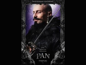 Blackbeard In Movie Pan