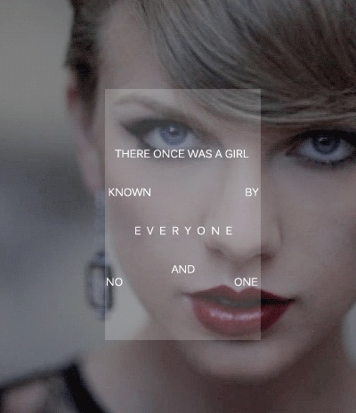 Taylor Swift Wallpaper Called Blank Space