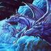 Blue Dragons - fantasy icon