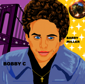 Bobby C cartoon Saturday Night Fever