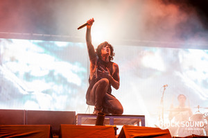 Bring Me The Horizon at Reading Festival concert Picture