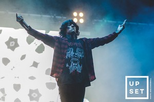 Bring Me The Horizon at Lesen Festival konzert Picture