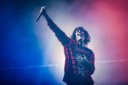 Bring Me The Horizon Wallpaper Possibly With A Concert Entitled At Reading