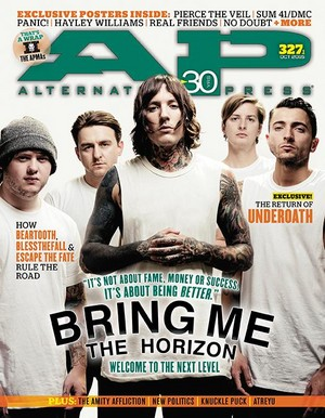 Bring Me The Horizon cover in AP