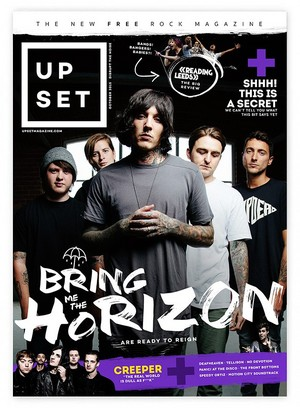 Bring Me The Horizon cover on Upset